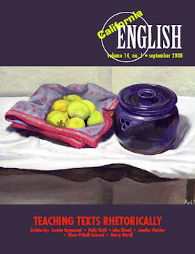September 2008 California English