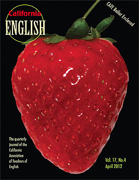 April 2012 California English journal