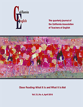 April 2016 Issue of California English
